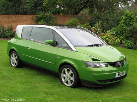 renault green renault avantime mpvs pinterest cars dream garage
