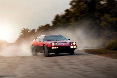A 1975 ferrari 308 gt4 repurposed for a safari is up for auction: Este Ferrari Dino 308 GT4 'Safari' es un Lancia Stratos hipervitaminado - Motor.es