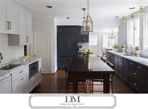 villanova kitchen charcoal gray cabinets paired