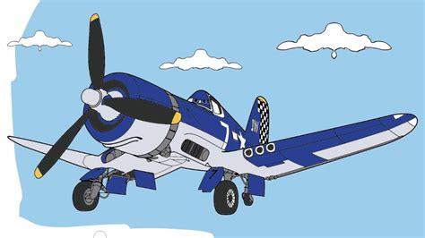 pintando aviones parte  disney colorear  skipper riley juego de pintar manitas