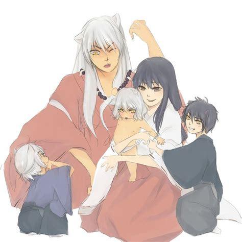 inuyasha kagome family  bundle   breeds