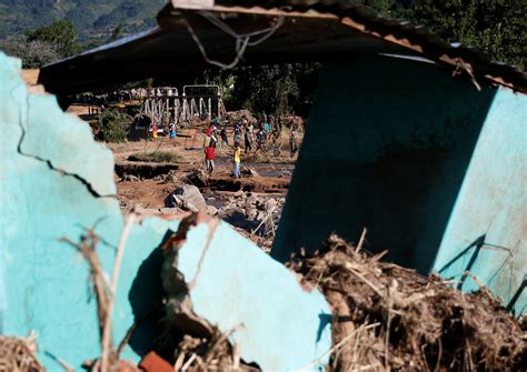 cyclone idai exposes  gap  disaster risk relief financing  africa