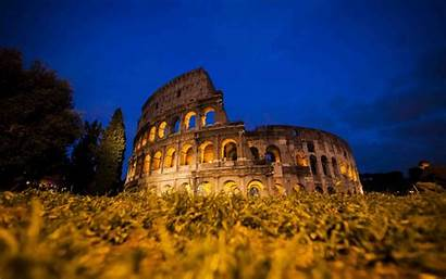 Background Widescreen Rome Artworks Ancient 4k Windows