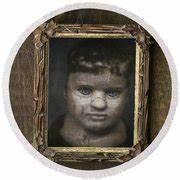 Creepy Relative Photograph by Edward Fielding