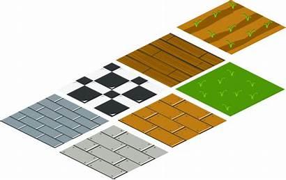 Floor Tile Isometric Clip Clipart Svg Clker