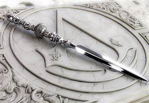 ornate letter opener by aranwen on deviantart With ornate letter opener