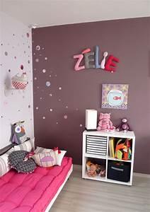 Chambre D Enfant : zelie prenom en tissu chambre d 39 enfant prenom decoratif ~ Melissatoandfro.com Idées de Décoration