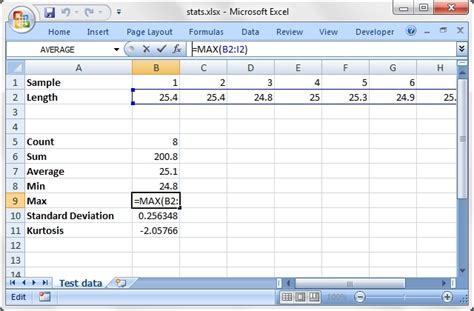 Create A New File In The Excel 2007