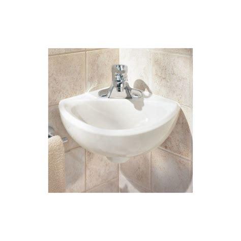 american standard corner sink faucet com 0451 021 020 in white by american standard