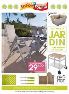 Coffre De Jardin La Foir Fouille : catalogue la foir fouille tout pour le jardin by joe ~ Dailycaller-alerts.com Idées de Décoration