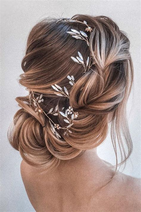 30 Best Ideas Of Wedding Hairstyles For Thin Hair Summer