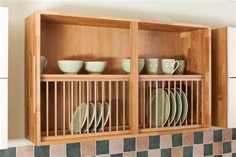 oak plate racks evelyn solid oak plate rack