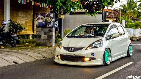 Modifikasi New Honda Jazz 2015 by Modifikasi New Honda Jazz Indonesia Terbaru 2015 Alul