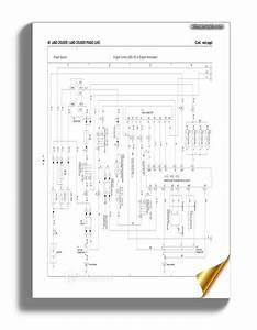 Toyota Land Cruiser 2000 Electrical Wiring Diagram