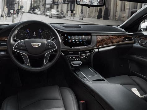 cadillac ct images features video  luxury