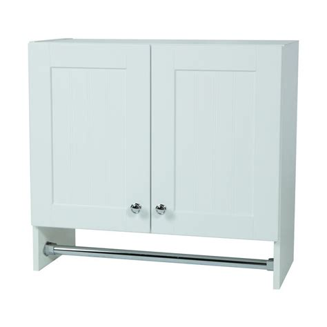 utility cabinets home depot glacier bay laudry assembled 27 x 25 x 12 in wall cabinet