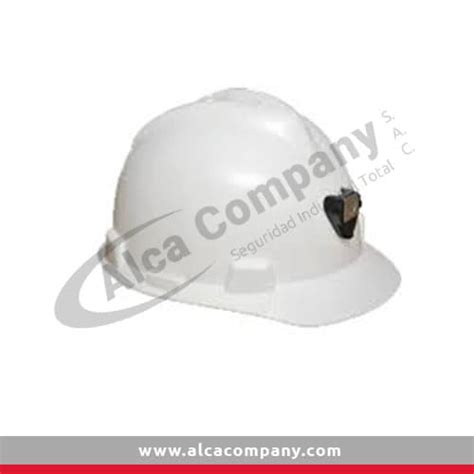 Casco MSA V-gard jockey » Distribuidor MSA