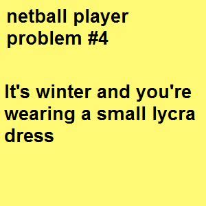 netball quotes funny
