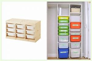 Ikea Trofast Hack : trofast using ikea storage boxes without the frame ikea hackers ~ Watch28wear.com Haus und Dekorationen