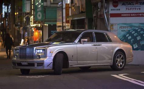 Modifikasi Rolls Royce Phantom by Rolls Royce Phantom Gendong Mesin Toyota Supra 2jz Gte