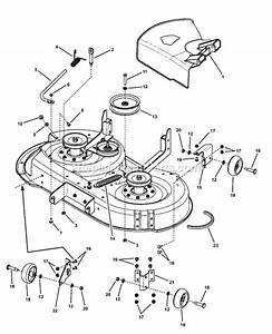 28 Snapper Riding Mower Parts Diagram