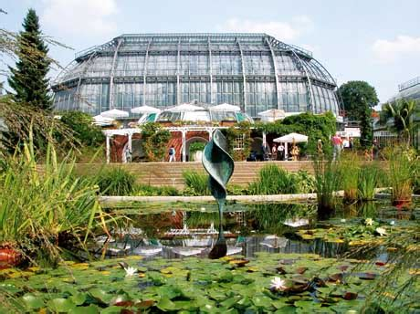Botanischer Garten Berlin Feiern by Fu Nachrichten 5 6 2004