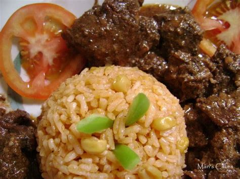 Stewed Beef, Dominican Style, Carne De Res Guisada  Mari's Cakes (english