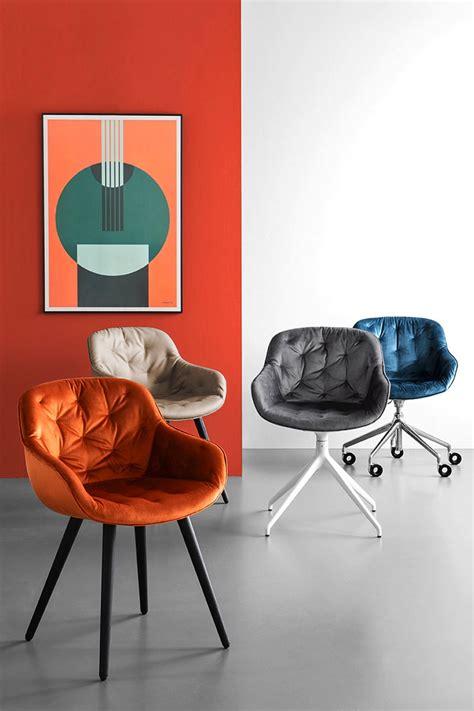 Sedie Ufficio Calligaris - sedia da ufficio moderna calligaris igloo soft sedie da