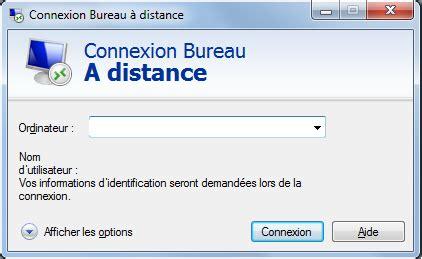 connexion bureau à distance xp raccourci connexion bureau a distance 28 images