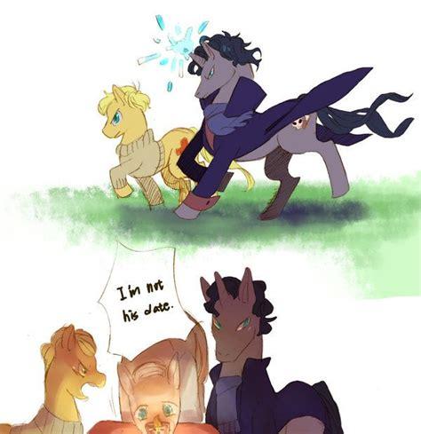 pony sherlock mlp bbc magic deviantart naruto nightmare holmes crossover moon comics ask fan avatar ii john fandom