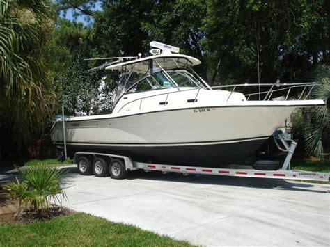 Pursuit Boats 2870 Wa by 03 Pursuit 2870 Wa F225 S 85k Sold The Hull