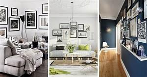 Décoration Télévision Murale : 4 id es simples efficaces pour d corer votre maison avec vos photos ~ Teatrodelosmanantiales.com Idées de Décoration