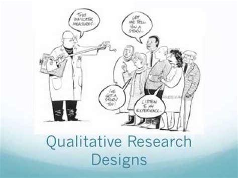 qualitative research design qualitative research methods doovi