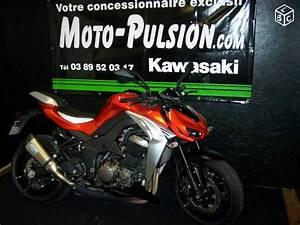 Concessionnaire Moto Occasion : kawasaki z1000 roadster occasion moto pulsion concessionnaire moto exclusif kawasaki en alsace ~ Medecine-chirurgie-esthetiques.com Avis de Voitures