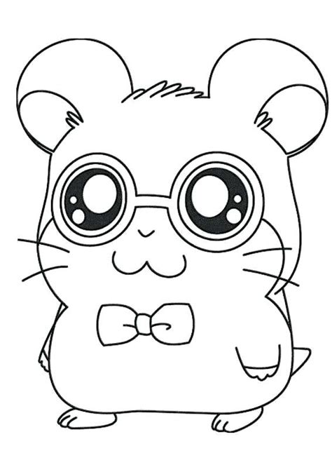 hamster coloring pages  coloring pages  kids