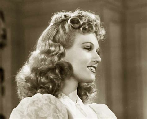 1940s Hairstyle by 1940s Hairstyle Copy The Top Hairdos Of 1941 Glamourdaze