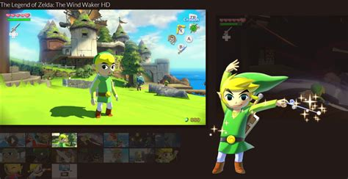 Toon Link Watch Us Play Games