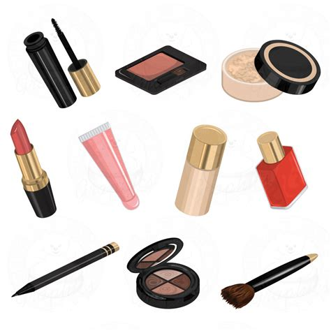 Makeup Clipart Cosmetics Clipart Clipground