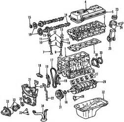 engine diagram 2001 toyota tacoma engine wiring diagrams online