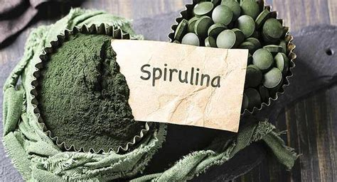 Spirulina health benefits, nutrition facts, side effects