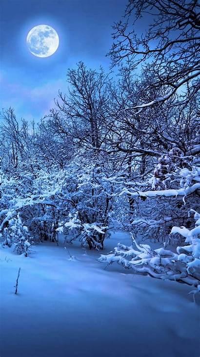Iphone Winter Night Wiki