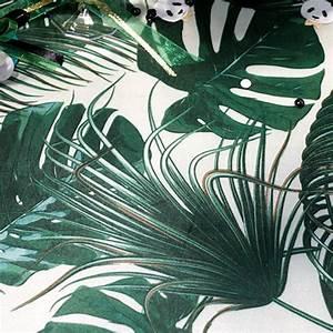 Chemin De Table Tropical : chemin table satin tropical 28cmx5m ~ Melissatoandfro.com Idées de Décoration