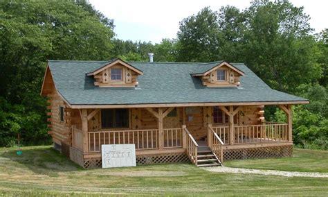 small log cabin kits prices build log cabin homes diy cabins plans treesranchcom
