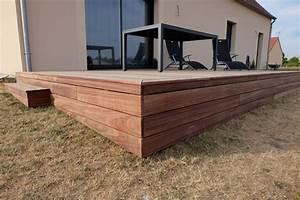 Lame Composite Pour Terrasse Leroy Merlin : leroy merlin lame composite pour terrasse ~ Zukunftsfamilie.com Idées de Décoration