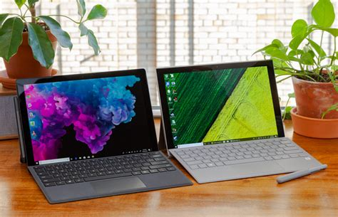 samsung galaxy book 2 vs microsoft surface pro 6