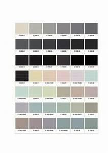 les teintes de gris nuancier blanc noir gris naturel With nice le feng shui et les couleurs 6 des go251ts et des couleurs