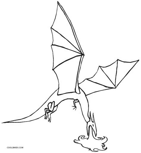 Coloring Dragons by Printable Coloring Pages For Cool2bkids
