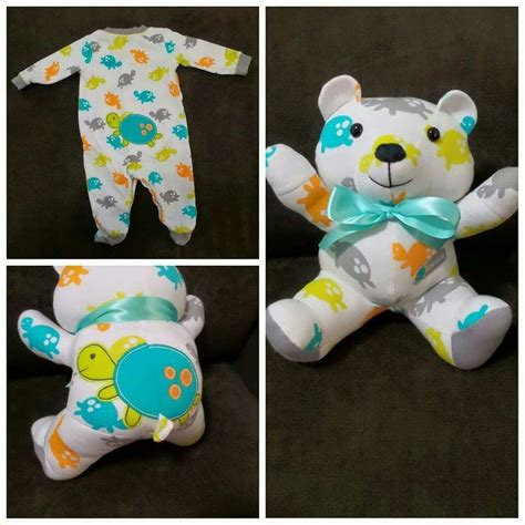 Sleepers Free by Sleeper Bears Made From Outgrown Pjs Sewing For Babies