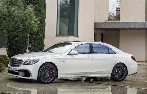 Mercedes S63 Amg Sedan by Look 2018 Mercedes Amg S63 Testdriven Tv