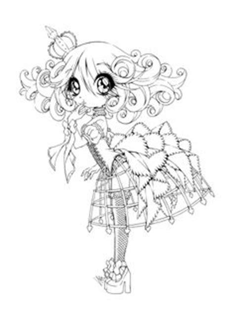 Anna the Vampire Chibi Commish by *YamPuff on deviantART